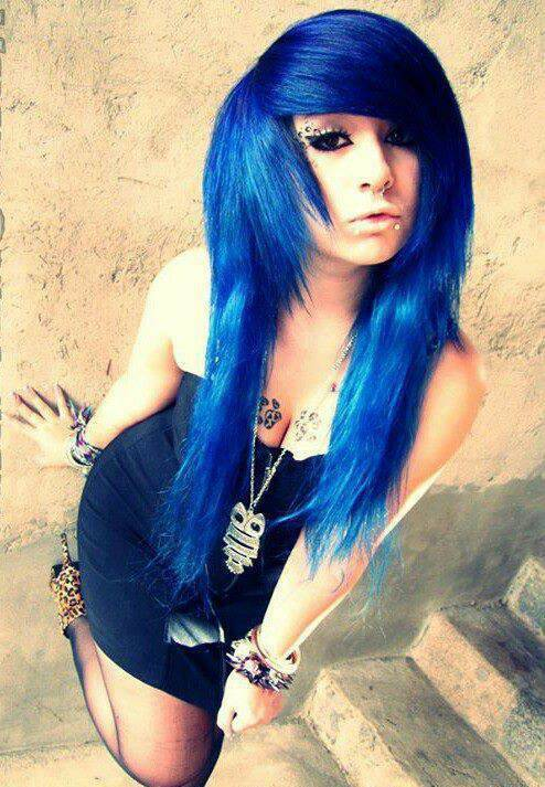 style scene hair fashion ideas how to dress style 5424 | Emo Style 5
