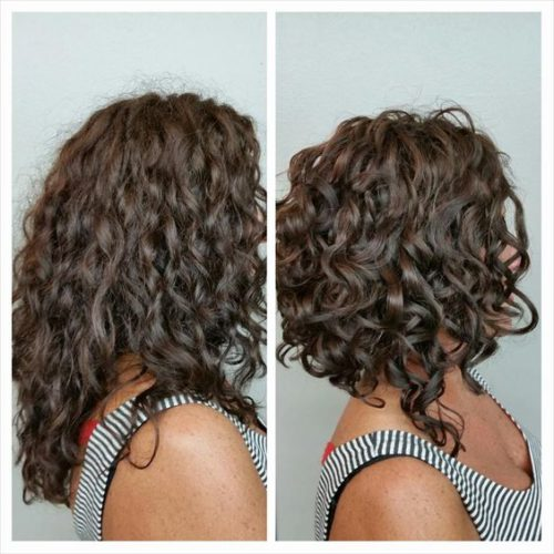 Curly inverted bob (2)
