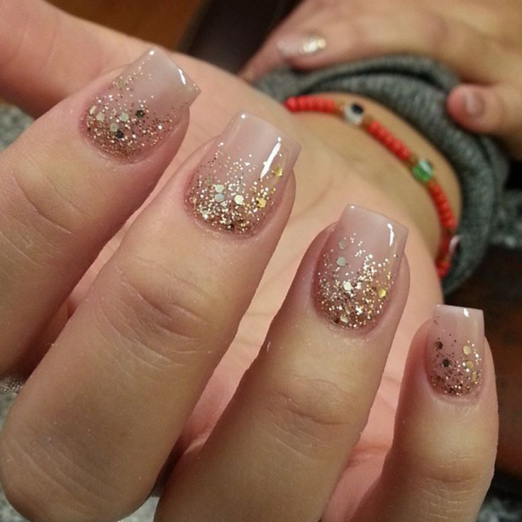 22 Irresistible Gel Nail Designs You Need To Try In 2017 - Easy Gel ...